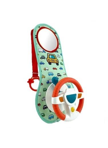 Birlik Oyuncak Birlik Oyuncak He0623 Babycim Yol Arkadaşım Direksiyon Oyuncak Seti +18 Ay Renkli